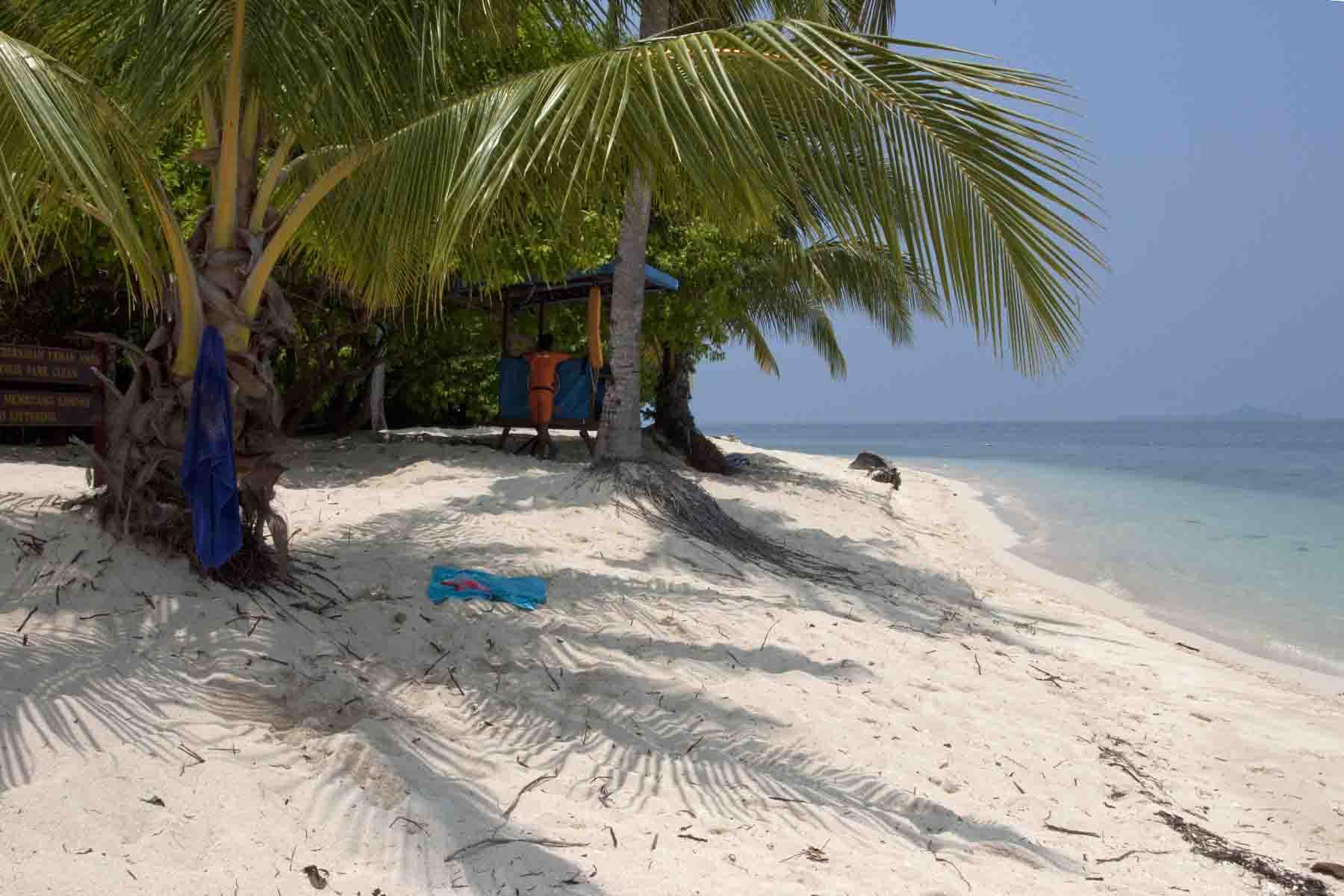 Selingan Island Accommodation