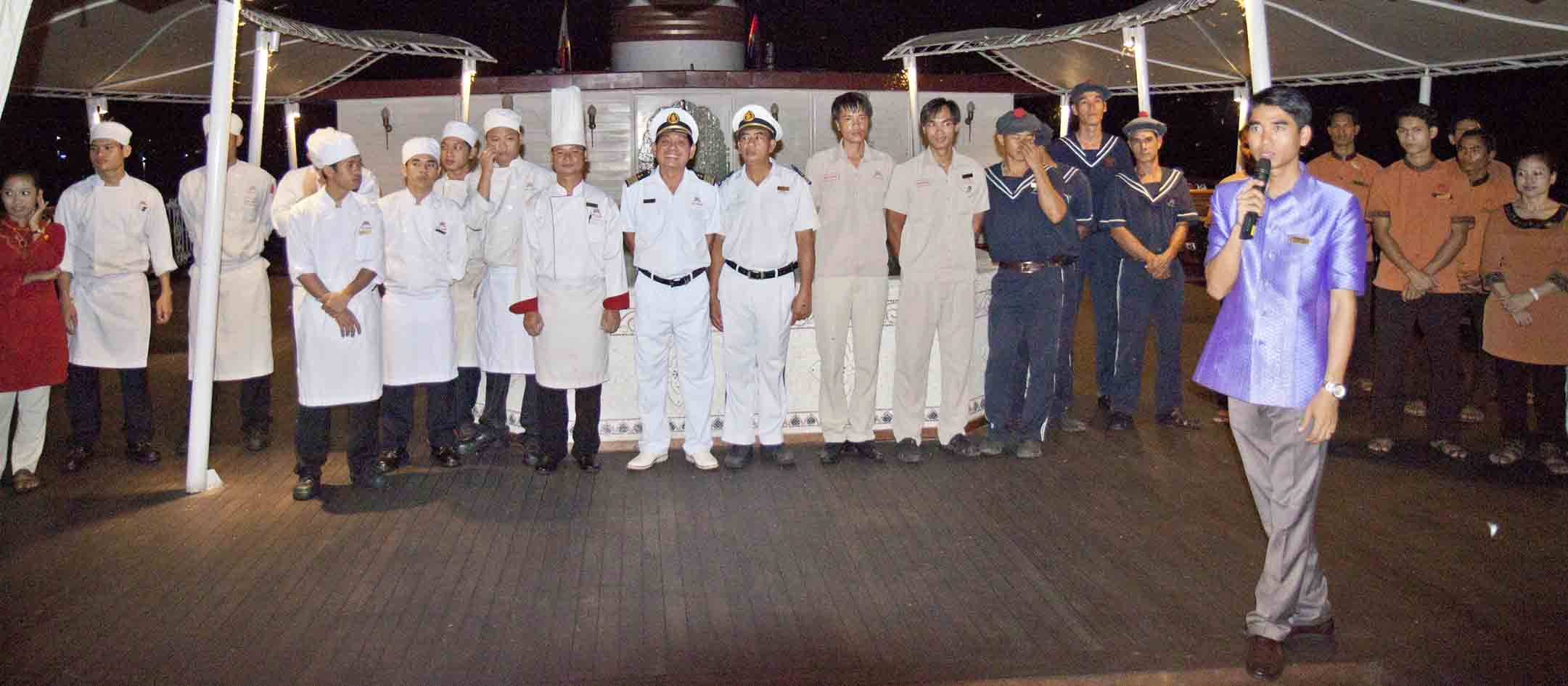 Crew of the Jahan