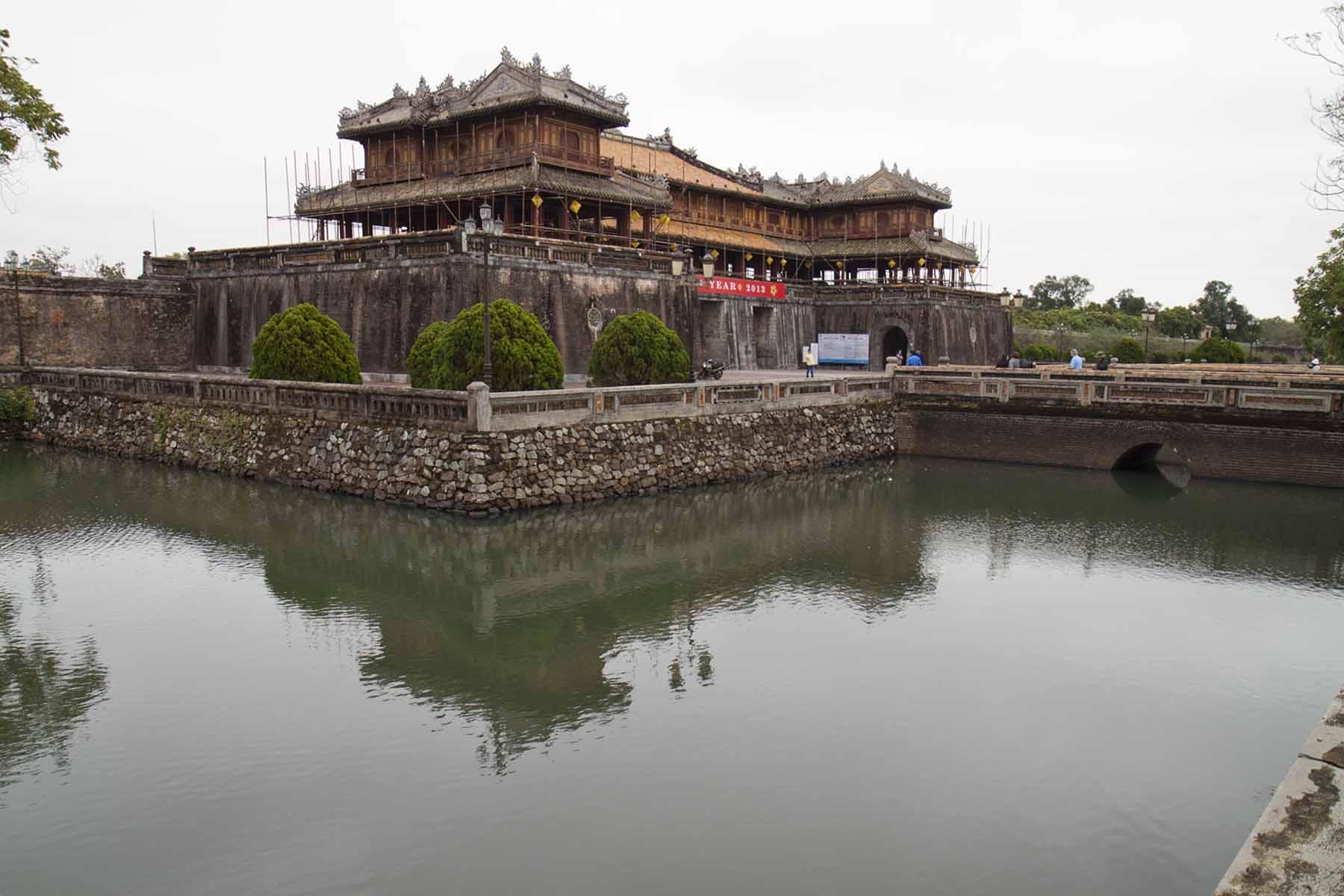 Ngo Mon Gate, Imperial City, Hue