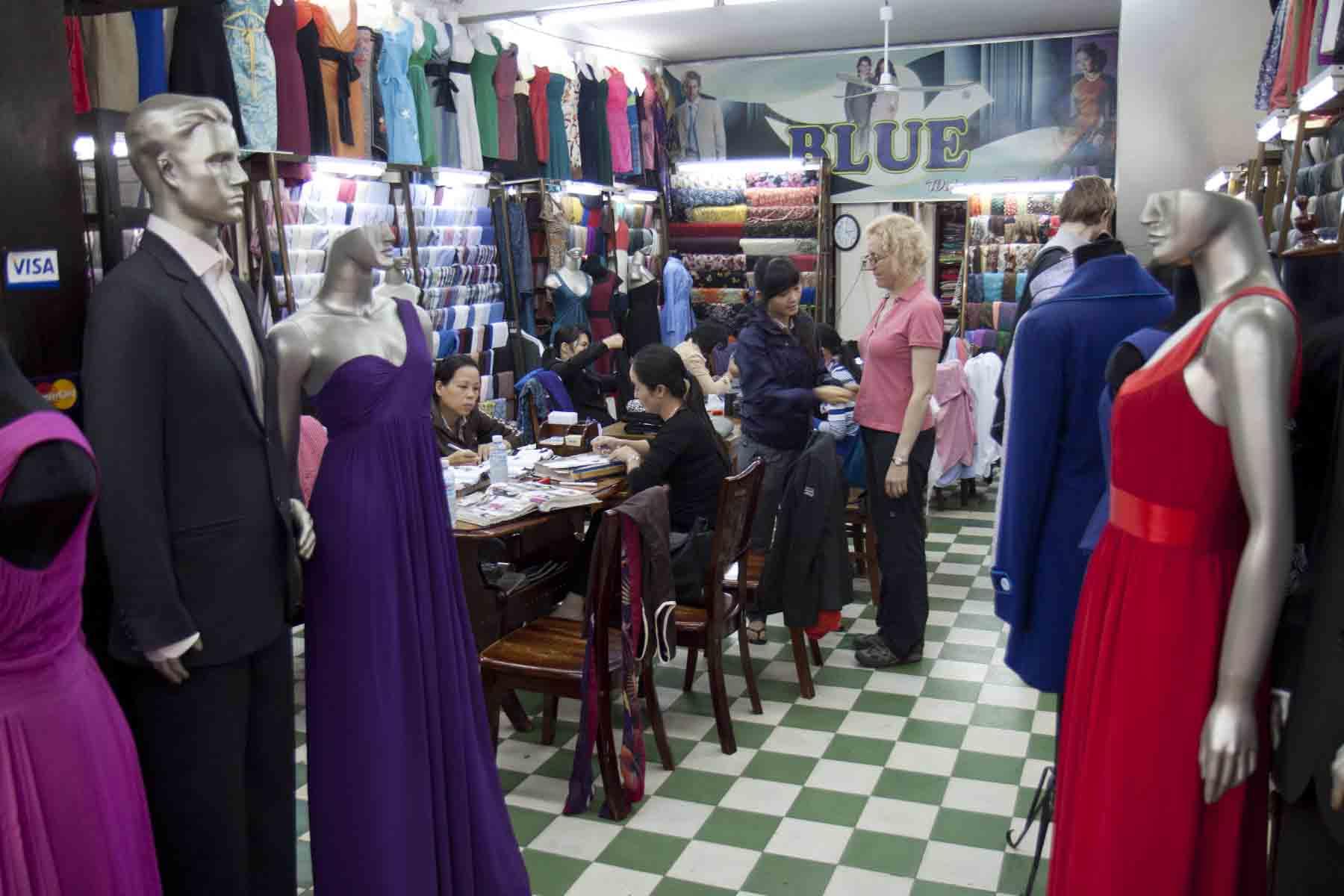 Blue Tailor's, Hoi An
