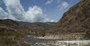 Paro River, Bhutan