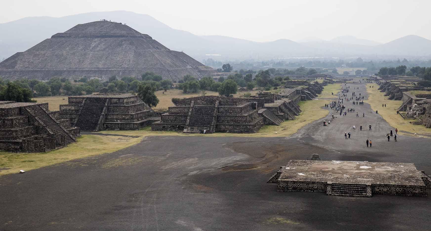 Pre Columbian Restaurants In Mexico City