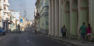 Havana street, afternoon
